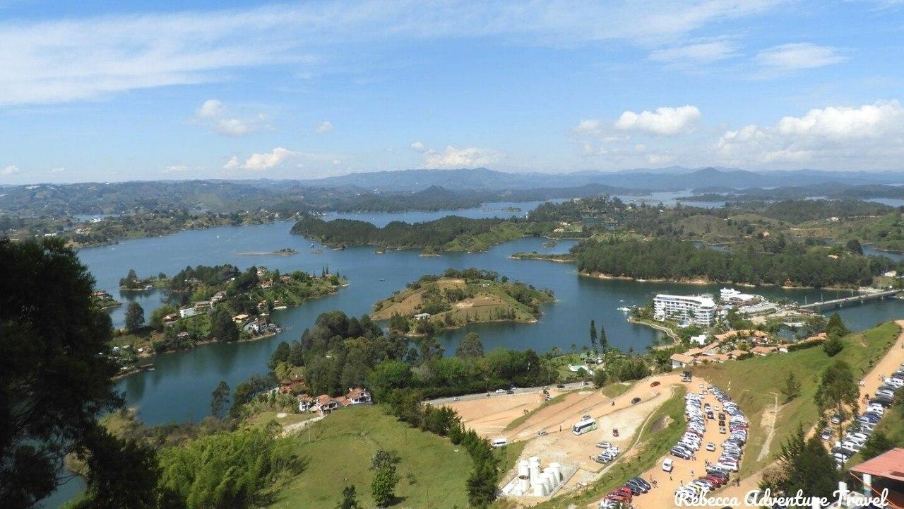 Guatape - Colombia