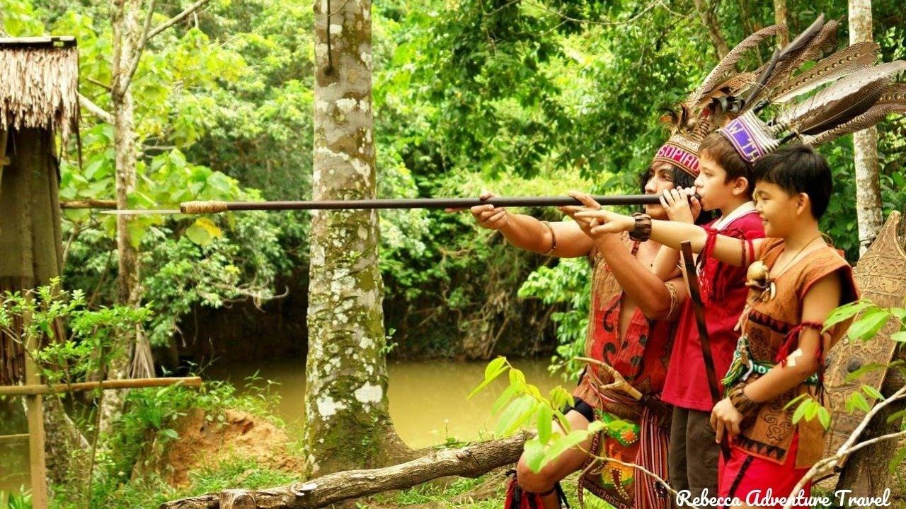 Amazon culture - Ecuador highlights