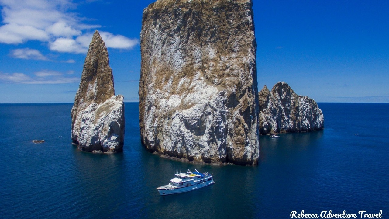 Galapagos Cruise at Kicker Rock