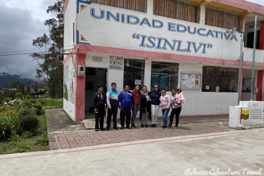 Isinvili School