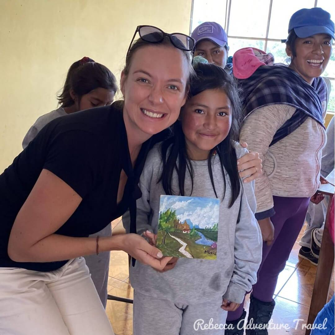 Isinvili School - Responsible Travel