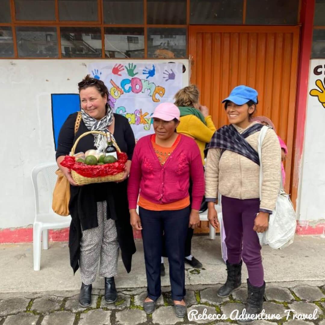 Isinvili Community - Responsible Travel