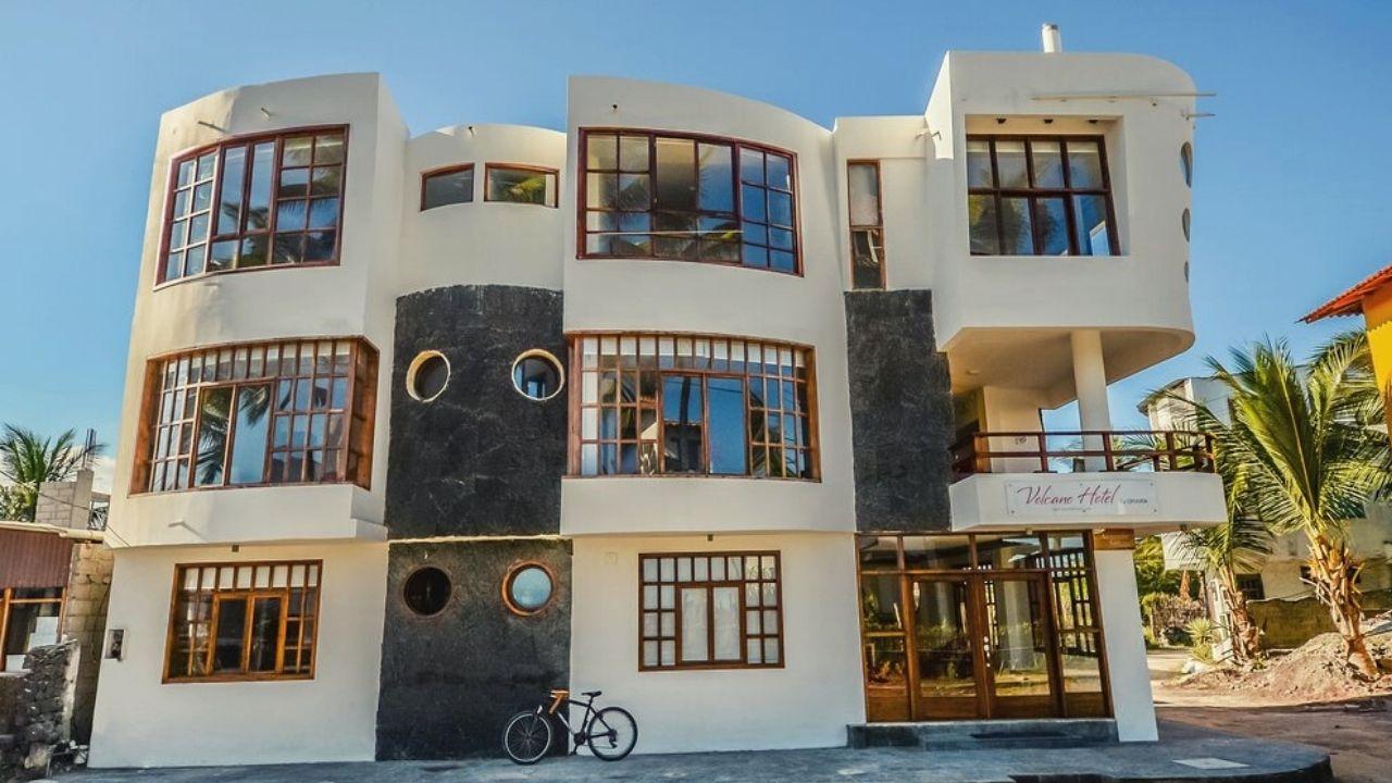 Hotel Volcano - Isabela