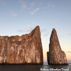 Rebecca Adventure Travel Kicker Rock