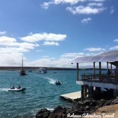 Rebecca Adventure Travel Baltra Airport Transfer