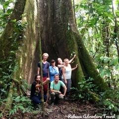 Rebecca Adventure Travel Cuyabeno Excursion