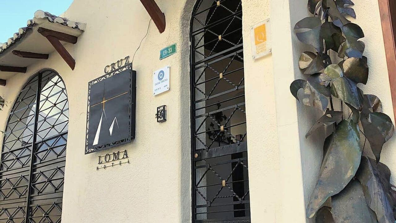 Hotel Cruz Loma - Quito