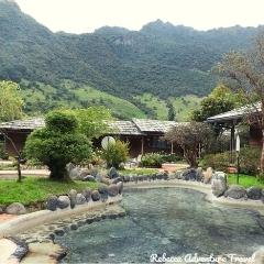 Rebecca Adventure Travel Papallacta Hot Springs