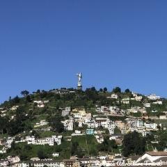 Rebecca Adventure Travel Quito Landscape