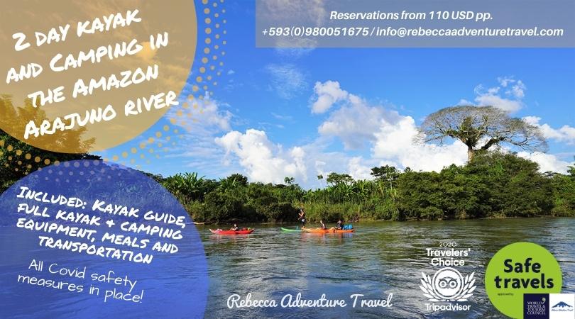 2-Day Camping and Kayak