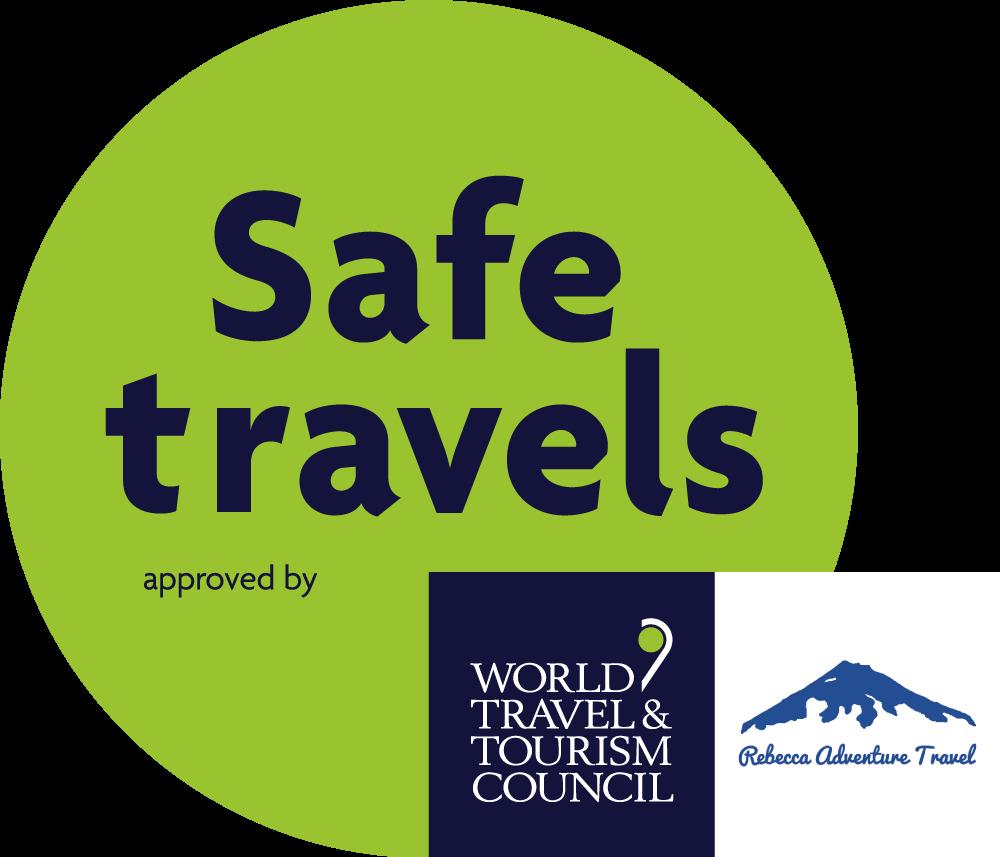 WTTC SafeTravels Stamp - Rebecca Adventure Travel