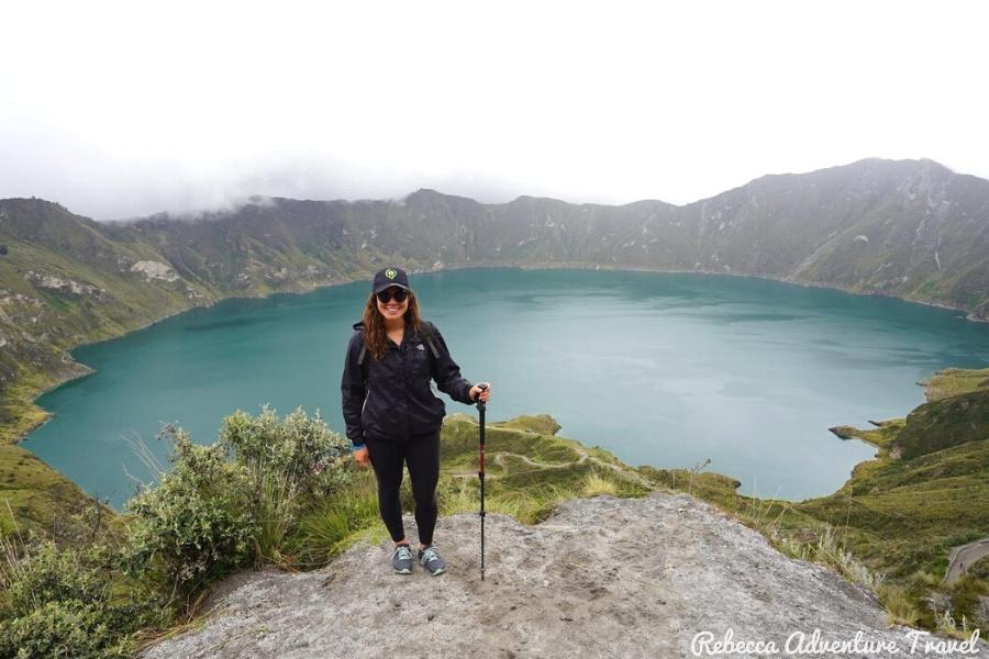 Quilotoa, Andes mountains - Ecuador Highlights