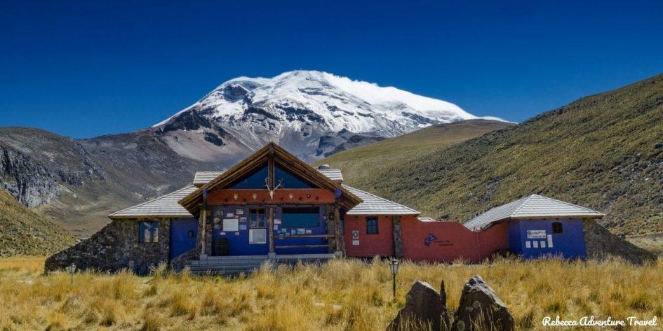 Ecuador highlights - Chimborazo