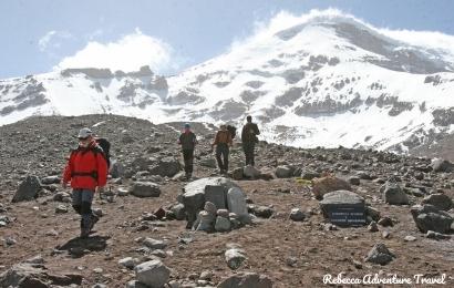 6D Hiking Ecuadorian Andes
