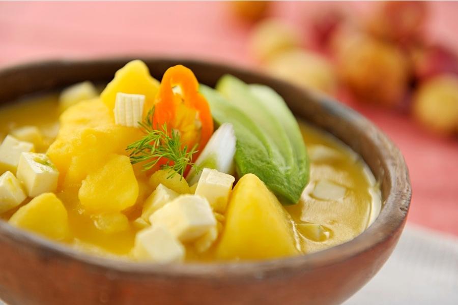 Locro de papa - Ecuadorian Food Guide